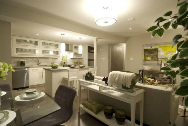 Top Tips Making Basement Feel Bright