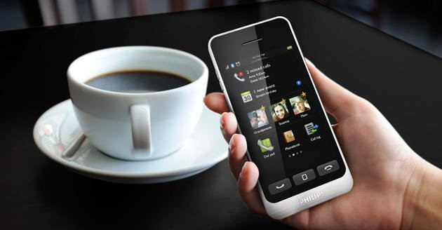 Touchscreen Home Phone Looks Cool But Technology