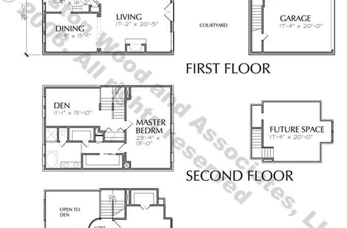 Townhouse Design Plans Find House
