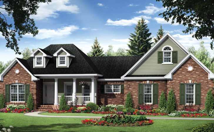 Traditional Home Plans Style Designs