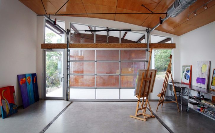 Transform Your Garage Into Home Office Haven Sayeh