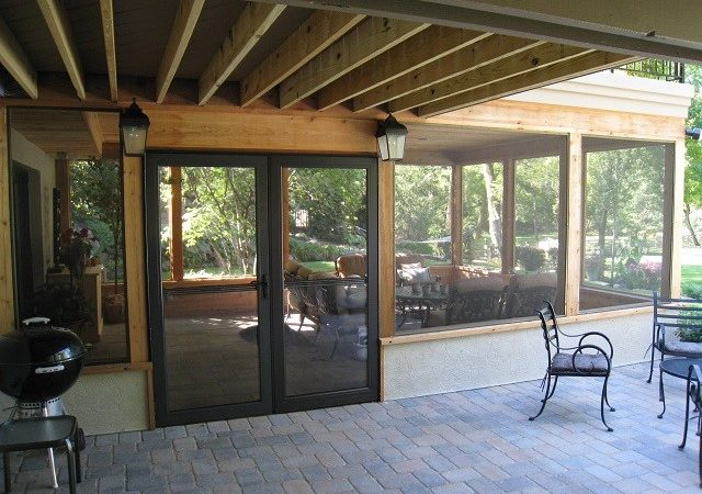 Trending Now Building Screened Porch Over Your