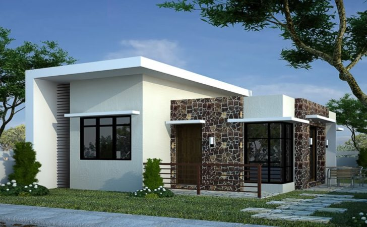 Trendy Bungalow Modern House Plans Ideas Housebungalow