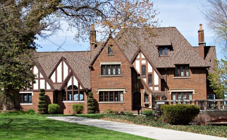 Tudor Style Homes Swoon Over