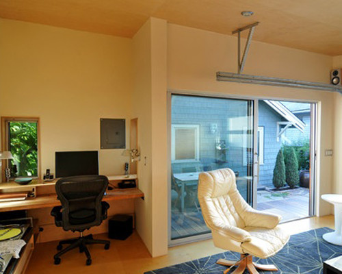 Turn Your Garage Into Home Office