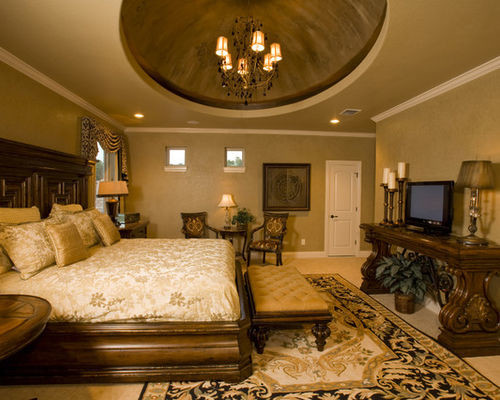 Tuscan Style Bedrooms Ideas Remodel Decor