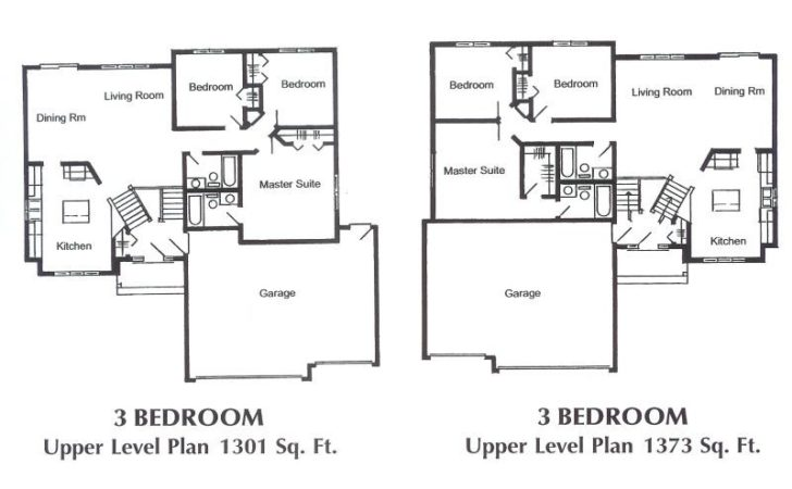 Twin Cities Split Level Foyer Floor Plans