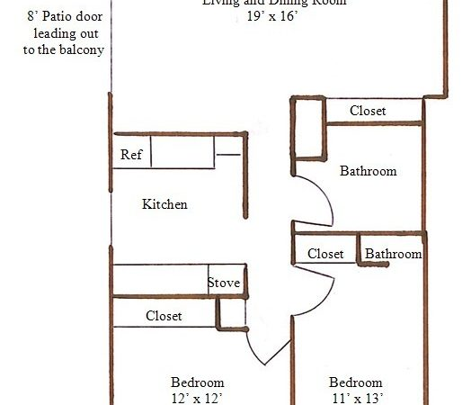 Two Bedroom House Plans Beautiful Photos