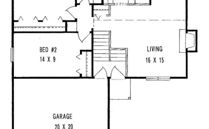 Two Bedroom House Plans Unique