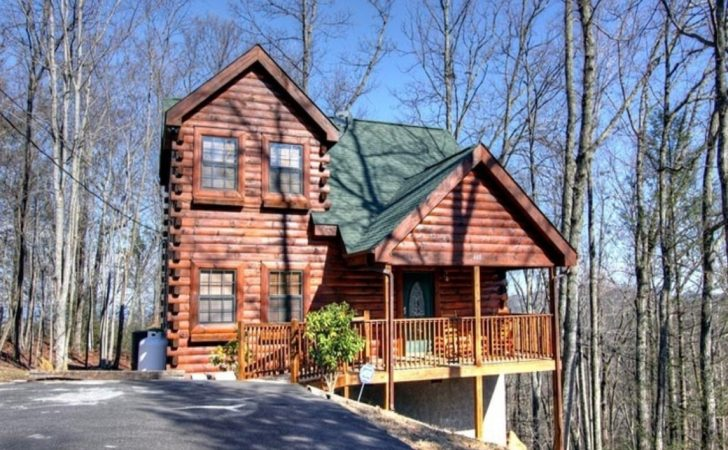 Two Bedroom Log Cabin Small
