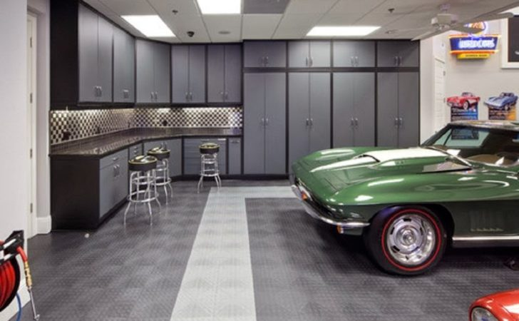 Two Car Garage Interior Design Ideas Cars