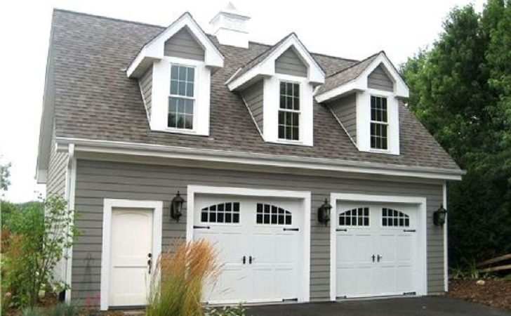 Two Car Garage Loft Architectural Designs