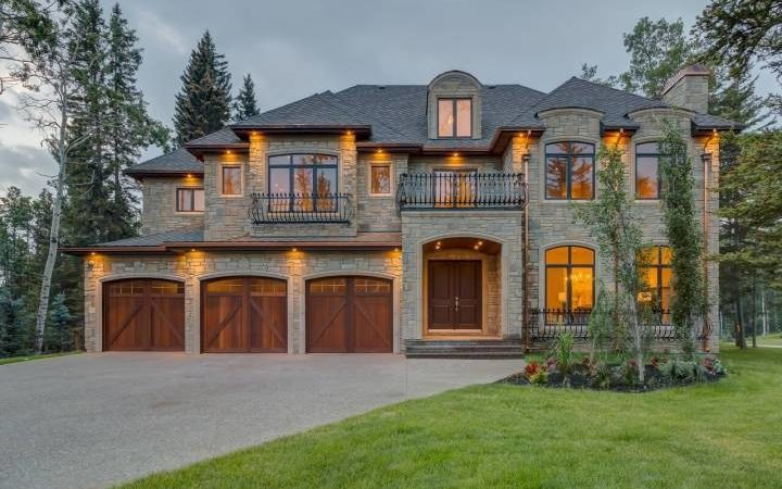 Two Luxury Homes Sale Alberta Auction