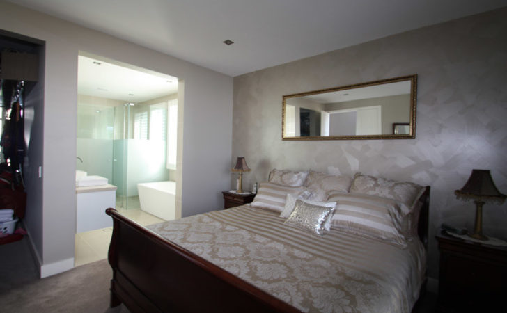 Two Storey Home Master Guest Bedrooms Downstairs