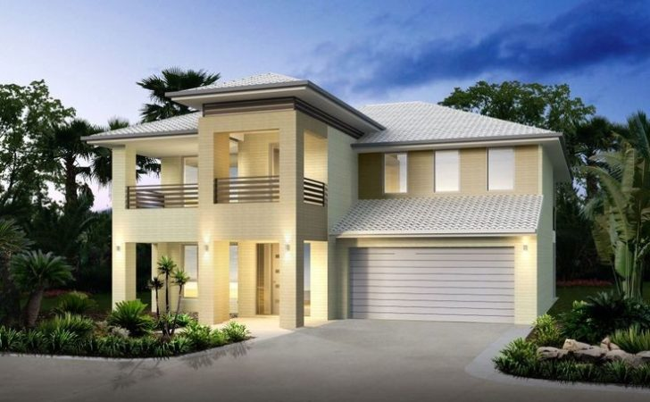 Two Storey Homes Balcony Floor Plans