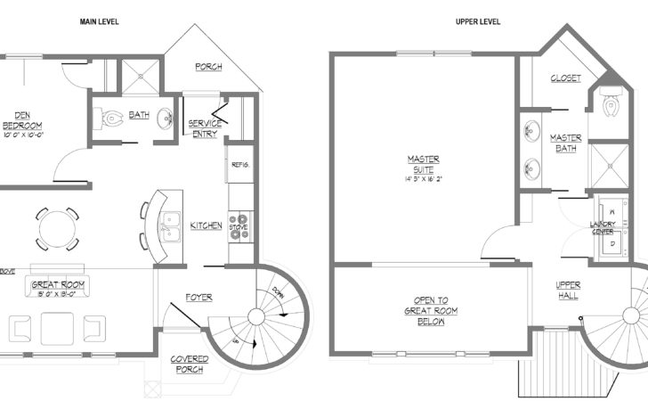 Two Story Apartment Plans Luxury Home Floor