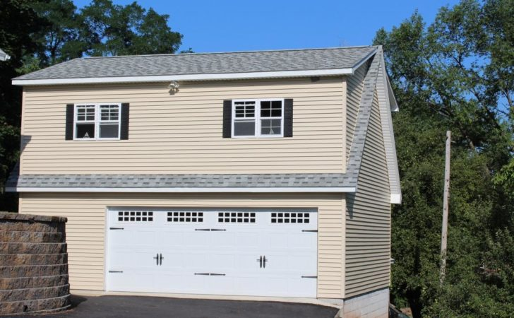 Two Story Buildings Storage Sheds Prefab Car Garages