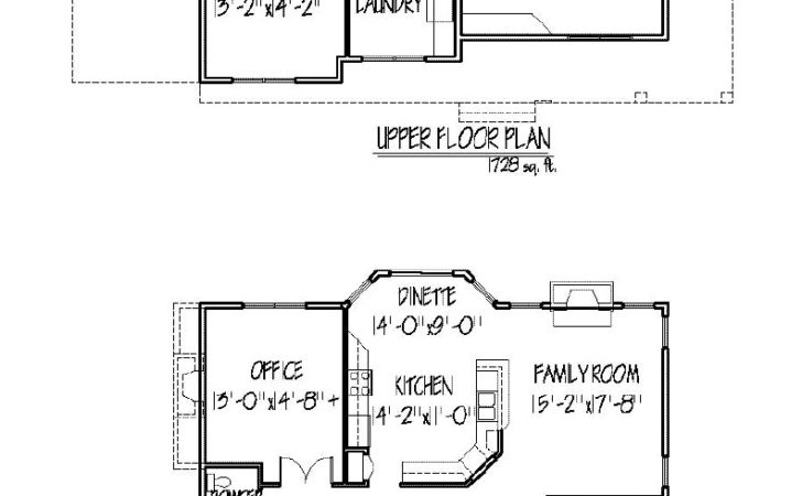 Two Story House Plan
