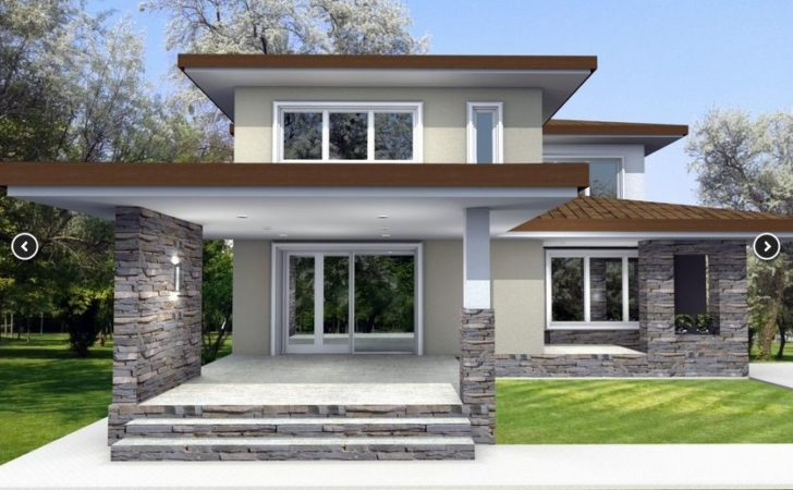 Two Story House Plans Master First Floor