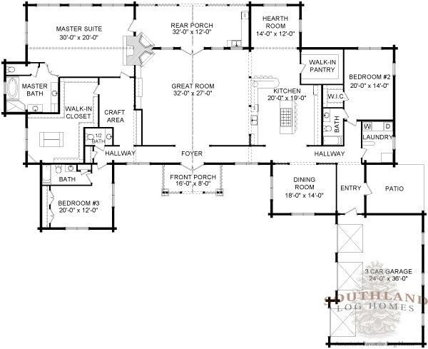 Two Story Log Cabin House Plans Wow Best