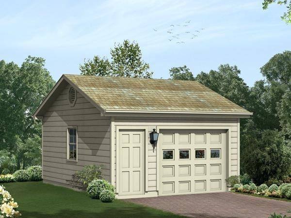 Two Story One Car Garage Apartment Historic Shedcost