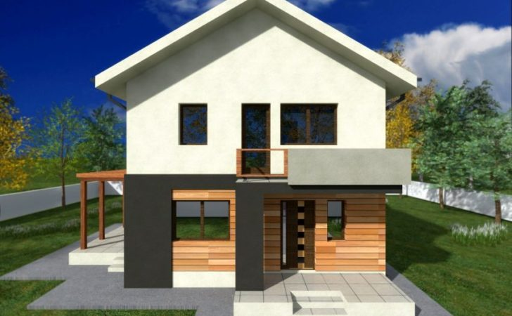 Two Story Small House Plans Extra Space Houz Buzz
