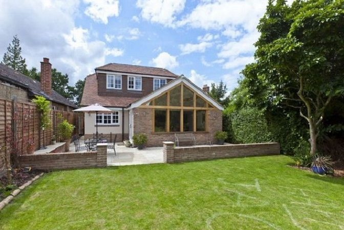Type House Chalet Bungalow