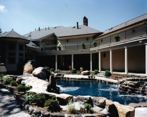Type Pool Right House Plans More