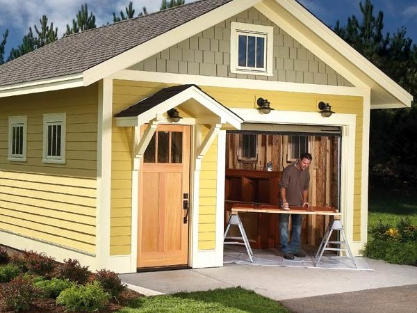 Ultimate Shed Tiny House