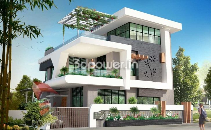 Ultra Modern Home Designs Bungalow