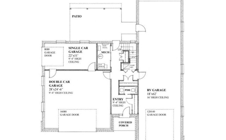 Unique Garage Plans Apartment Plan