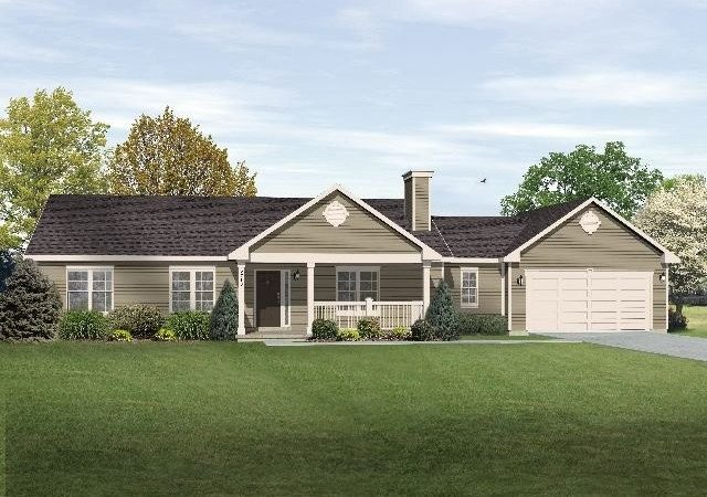 Unique Small Ranch Style House Plans