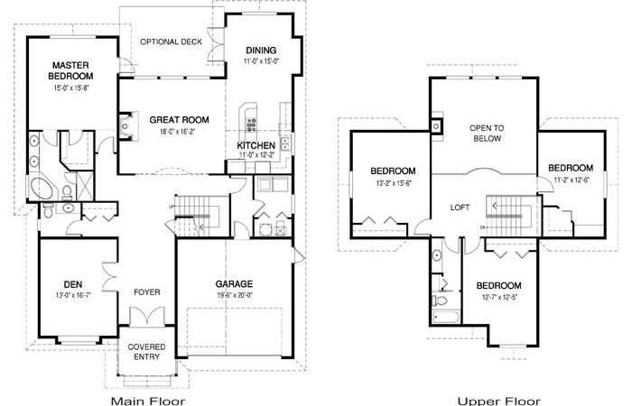 Urban House Plans Home Design Style