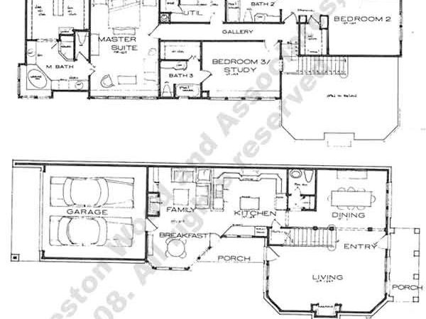 Urban House Plans Home Design
