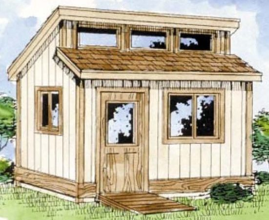 Utility Shed Plans Don Settle Anything Less Than