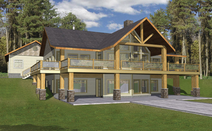 Vacation Home Plans Homeplans