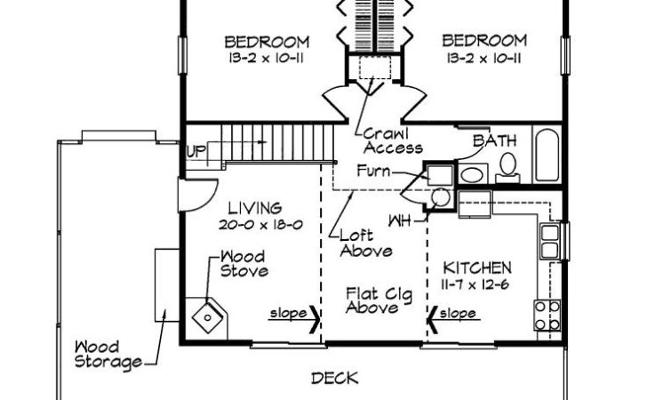 Vacation House Plans Bedroom Home Plan Design