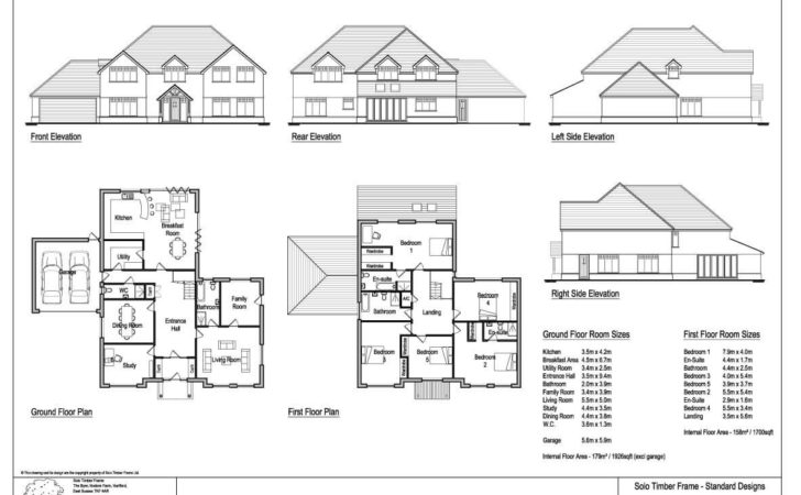 Vachery Bedroom House Design Designs Solo Timber Frame