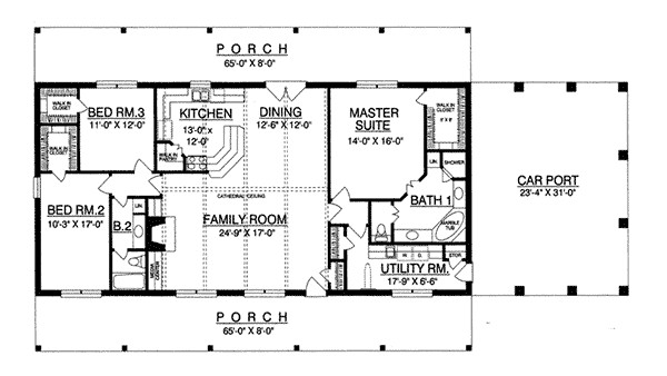 Valhalla Berm Home Plan House Plans More