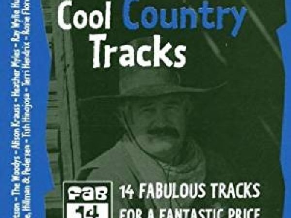 Various Cool Country Tracks Fab Sacd Grooves Inc