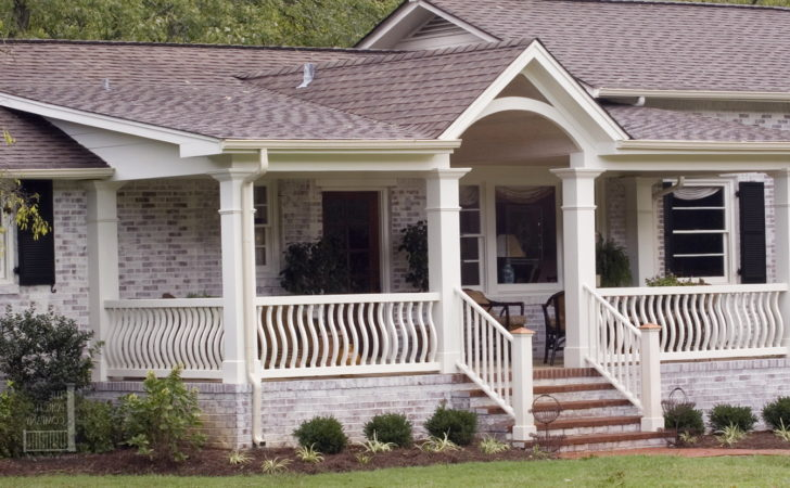 Very Popular Front Porch Roof Options Karenefoley