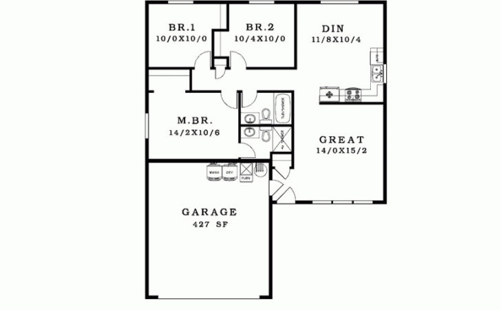 Very Simple House Plans Home Design Style