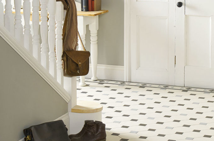 Victorian Floor Tiles Hall Style