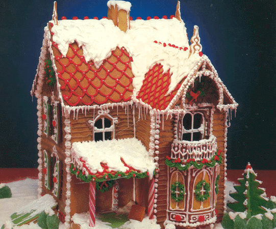 Victorian Gingerbread House Template Search Results