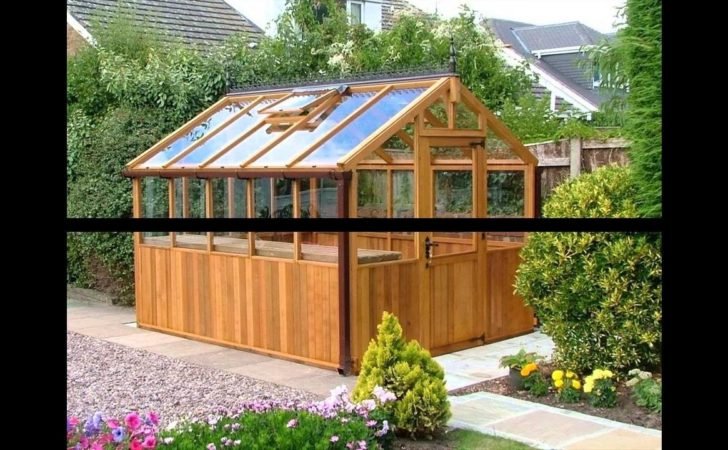 Victorian Greenhouse Plans Youtube
