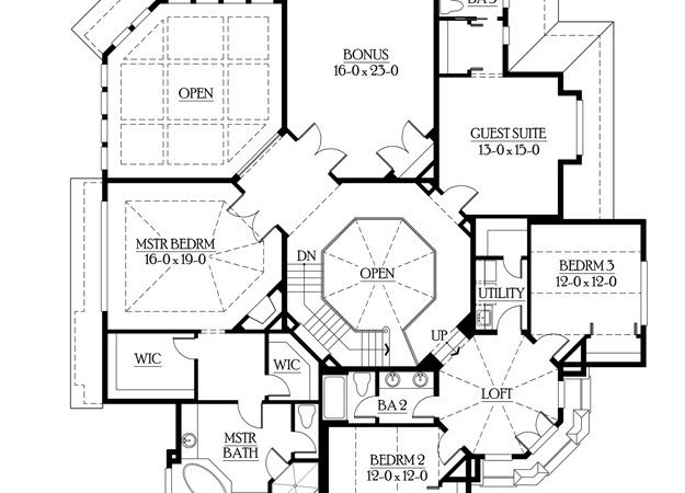 Victorian House Plan Ultimate Home Plans