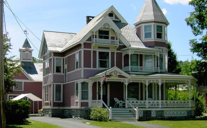 Victorian Houses Exterior Pinterest