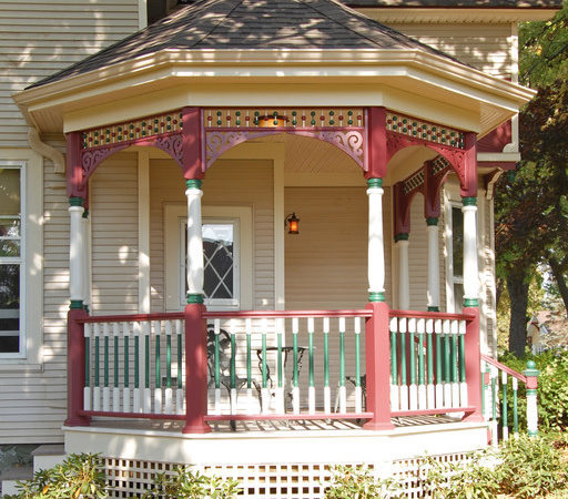 Victorian Porch Other Metro