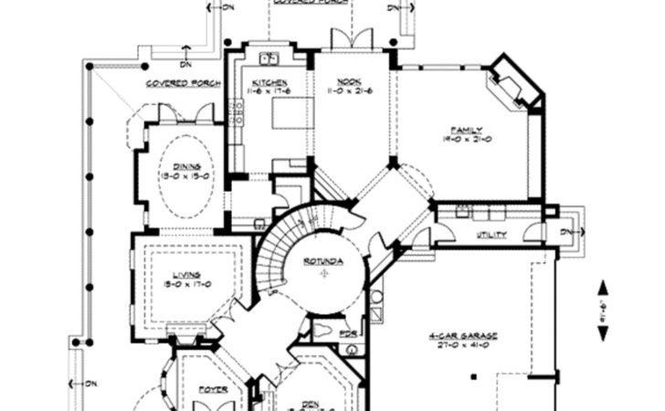 Victorian Style House Plan Beds Baths