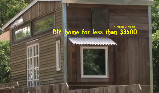 Video Build Your Own House Less Than Living